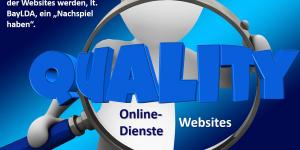 BayLDA Prüfung Websites