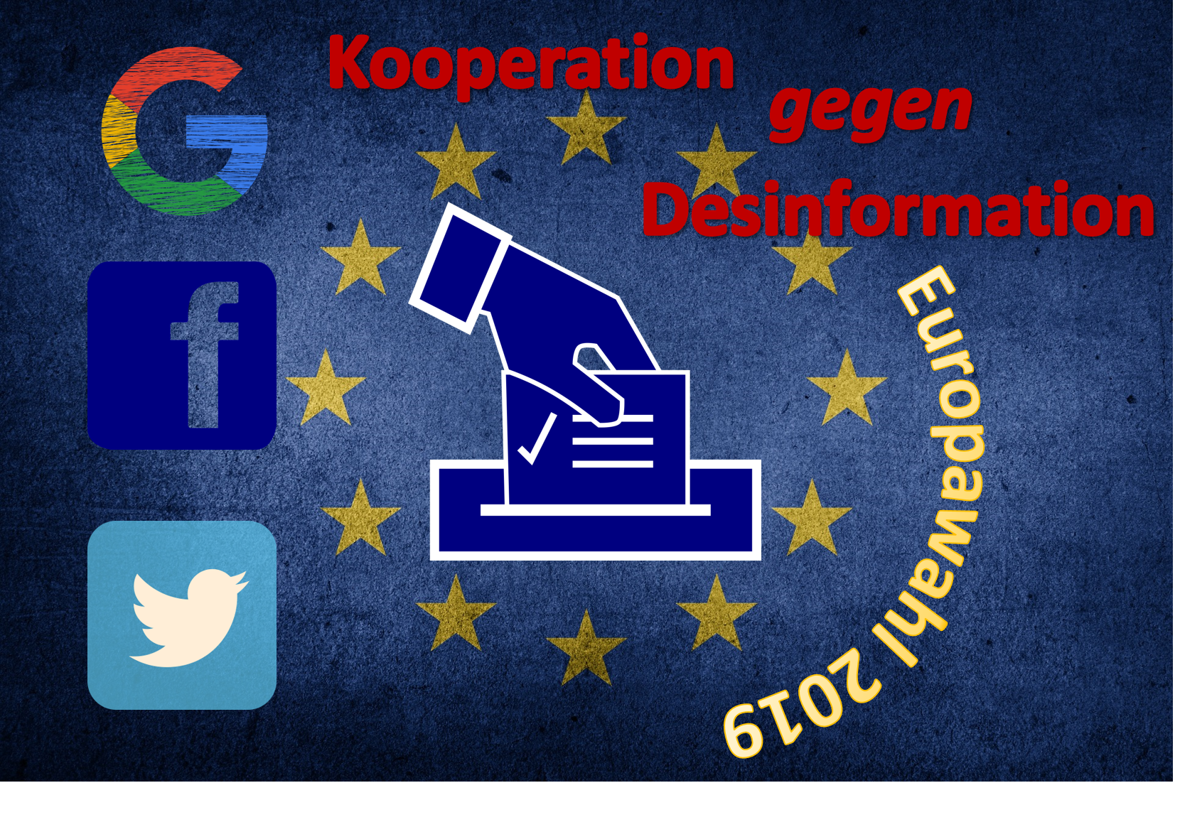 Kooperation gegen Desinformation