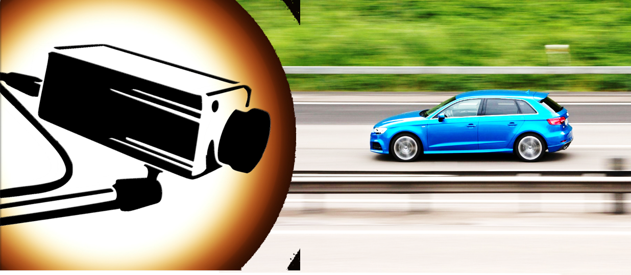 Verkehrsüberwachung Section Control